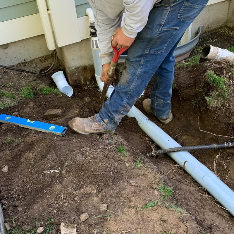 Drainage System Services in Massachusetts
