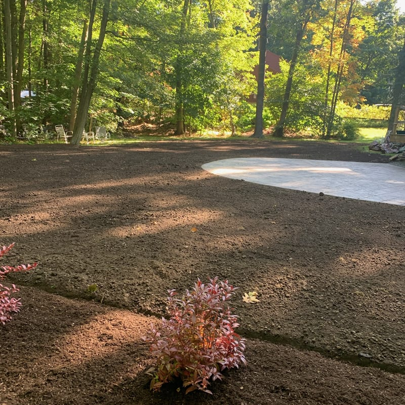 Landscaping Installation, Excavation and Grading in South Eastern MA